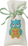 315140 Permin Blue Owl