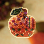 MH187205 Mill Hill Jeweled Pumpkin (2007)
