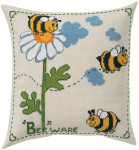 831310 Permin BEE WARE Pillow