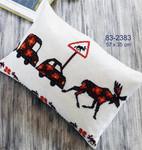 832383 Permin Moose Pillows