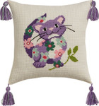 832859 Permin Cat Pillow