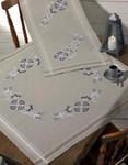 273800 Permin Antique  Natural Table Cloth  (bottom)