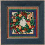 MH145304 Mill Hill Buttons and Bead Kit Spiced Wreath (2015)