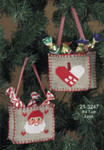 213247 Permin Elves & Hearts (2pcs)