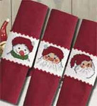 020507 Permin Napkin Rings (3 designs)