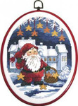 129551 Permin Elf with stars