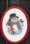 131275 Permin Snowman