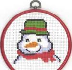 131291 Permin Snowman