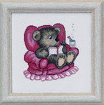 133358 Permin Teddy in Arm Chair