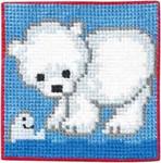 9163 Permin Polar Bear