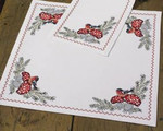 271882 Permin Kit Toadstool Tablecloth