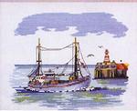121316 Permin Kit Tug Boat