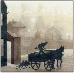 HCK343 Heritage Crafts Kit Coalman (The) by Phil Smith - Silhouettes