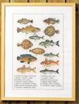 706408 Permin Kit Fish
