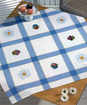 442303 Permin Cupcake Tablecloth