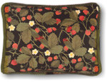 77010440 Eva Rosenstand Strawberries Pillow