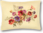 7742263 Eva Rosenstand Floral Pillow