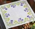 77053344 Eva Rosenstand Crocus Tablecloth