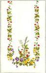 7723286 Eva Rosenstand Floral Tablerunner