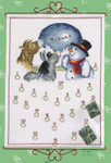 7715360 Eva Rosenstand Snowman/Animals Advent Calendar