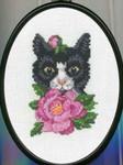 129307 Permin Black Cat