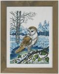 702171 Permin Barn Owl
