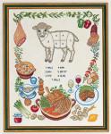 7712836 Eva Rosenstand Kit Lamb