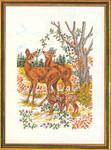 7712833 Eva Rosenstand Kit Deer