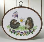 924833 Permin Kit Hedgehog - Hoop