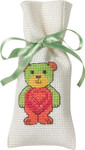 315144 Permin Teddy with Hearts