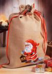 905299 Permin Santa Lantern - Bag