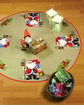 456210 Permin Santa w/lantern