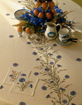 77124091 Eva Rosenstand Cornflower Tablecloth