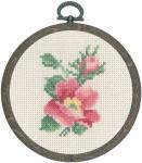 131370 Permin Kit Wild Rose