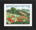 141190 Permin Kit Poppy Meadow