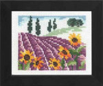 141194 Permin Kit Lavender Meadow