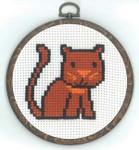 130330 Permin Cat w/frame