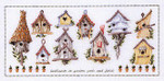 708433 Permin Kit Birdhouses