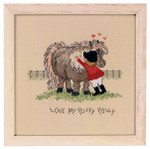 926351 Permin Kit Love My Puffy Polly Horse