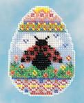 MH181615 Mill Hill Kit Ladybug Egg (2016)