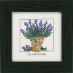 144145 Permin Kit Lavender
