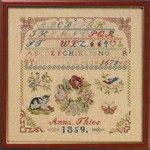 395301 Permin Kit Sampler Anna Thies