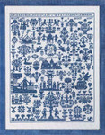 399441 Permin Kit Sampler Blue