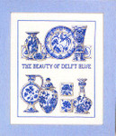 703441 Permin Kit Delft Blue Dinnerware
