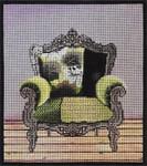 1072a Green Chair 8x9 18 Mesh Lani Enterprises