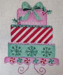 CH94 Peppermint Cake 7x6 Nenah Stone Designs 18 Mesh