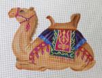 CH129 Nativity Camel 9x7 Nenah Stone Designs 18 Mesh