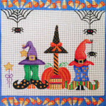 HW133 Halloween Props 8x8 Nenah Stone Designs 18 Mesh