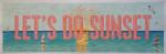 7110 Lets Do Sunset 8 x 26 18 Mesh Purple Palm Designs