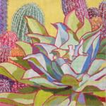 103 Desert Spring 18 Mesh 10x10 Purple Palm